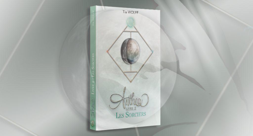 Sortie Broche Anthea Livre 2