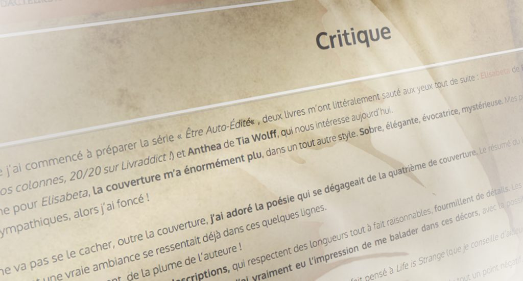 Critique Le Plaisir de lire