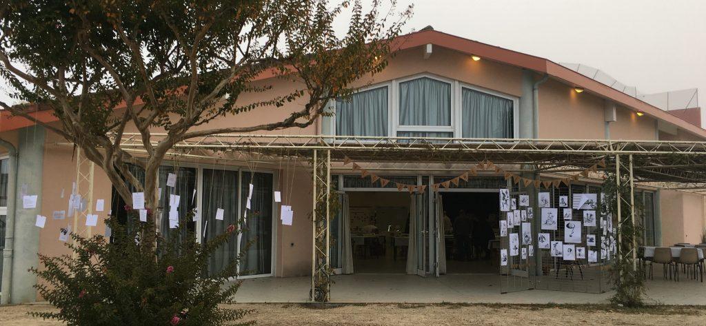 Salon du livre Capieux 2018 - Salle des fêtes